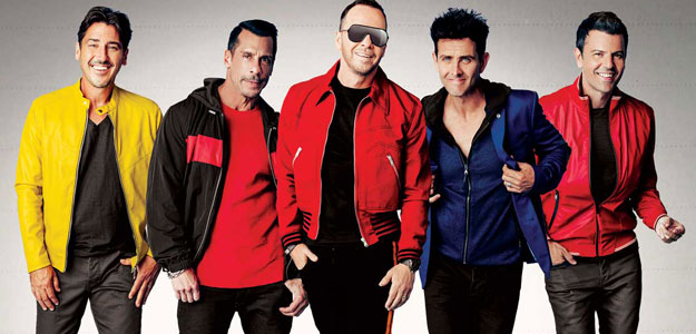 "NEW KIDS ON THE BLOCK ""Breakin 'Tough"" - reedycja albumu, nowe utwory i MixTape Tour"