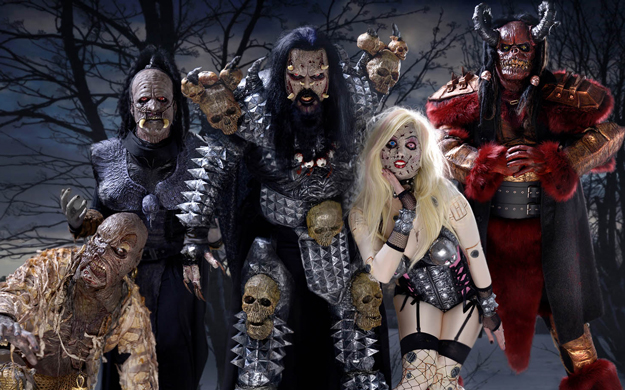 Lordi na Pol'and'Rock Festival