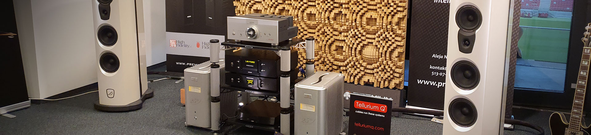 PREMIUM SOUND - AUDIOSOLUTIONS VIRTUOSO M Hi-End za pół ceny (137 / Stadion) cz. 2