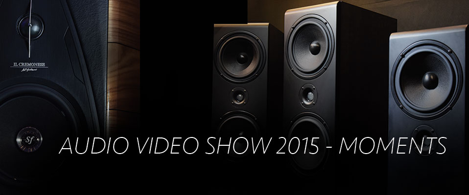 Audio Video Show 2015 - moments