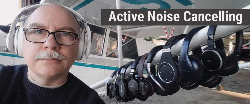 Active Noise Cancelling jak działa aktywne tłumienie