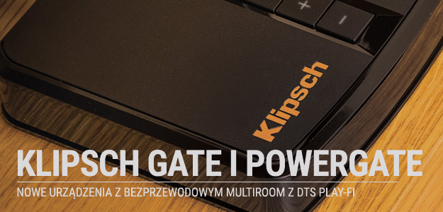 KLIPSCH GATE i POWERGATE
