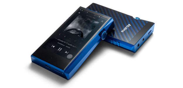 ASTELL&KERN: A&ultima SP1000M + BILLIE JEAN w kolorze Lapis Blue