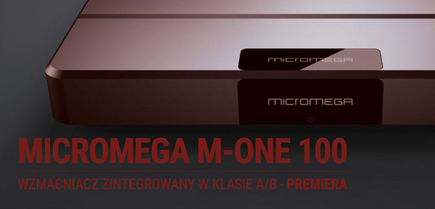 MICROMEGA M-ONE 100