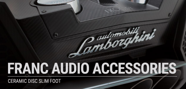 "FRANC AUDIO ""LAMBORGHINI"" ACCESSORIES"