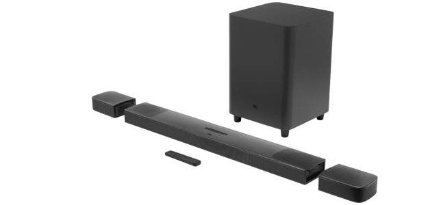 JBL: Bar 9.1 TRUE WIRELESS - trójwymiarowy surround