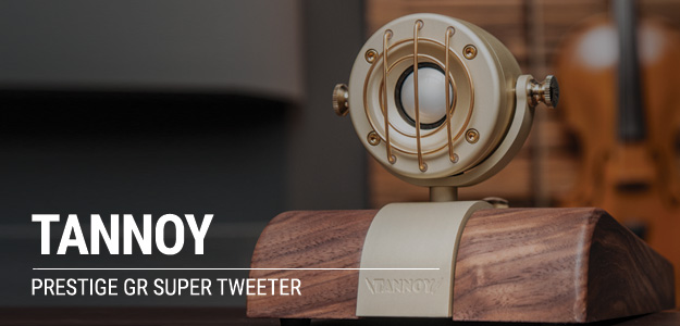 TANNOY PRESTIGE GR SUPER TWEETER