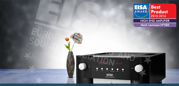 Mark Levinson No585 (nagroda EISA)