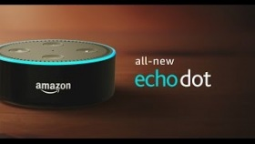 Introducing the all-new Echo Dot