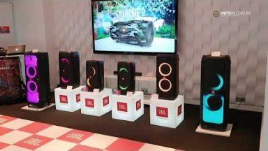 HARMAN na Audio Video Show 2019