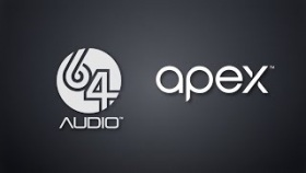 Introducing apex technology from 64 Audio