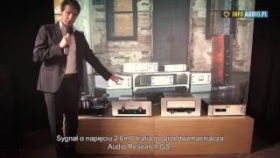 [EN] Antoine Farbur from Audio Research and his perfect sound (Polish subtitles)