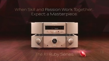 Marantz KI Ruby - When skill and passion work together, expect a masterpiece