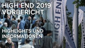 HIGH END 2019 - Vorbericht, Highlights, Informationen