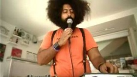 Reggie Watts 05/08/2009 'I Just Want To'