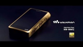 Sony Signature Series Walkman? NW-WM1Z Official Product Video