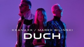 XXANAXX / MAREK BILIŃSKI - DUCH  [OFFICIAL MUSIC VIDEO]