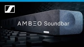 The AMBEO Soundbar in detail  | Sennheiser