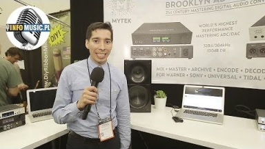 Mytek Clef, Brooklyn i PrivateQ na NAMM 2018